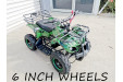 49CC MINI QUAD BIKE ATV BUGGY KIDS 4 WHEELER POCKET PIT DIRT BIKE MJMOTOR GREEN
