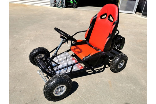 Brand New 49cc Mini Go Kart 4 Wheeler Kids 2 Stroke Buggy Quad Atv Dirt Bike BLK