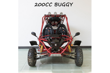 150CC SAHARA Kinroad Offroad Dune Buggy Twin Auto With Rev