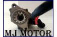 2 Stud Bottom Mount Start Starter Motor 110cc 125cc PIT Quad Dirt Bike ATV Buggy
