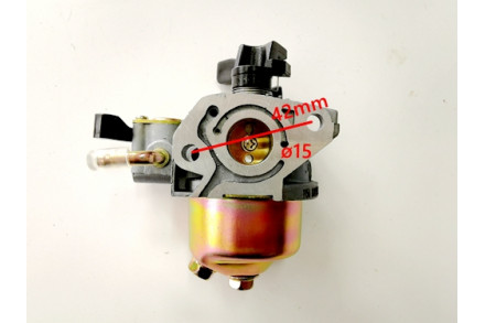 Carburetor 2.5HP 80CC Carby Stationary Engine Carby Drift GoKart Esky 15mm