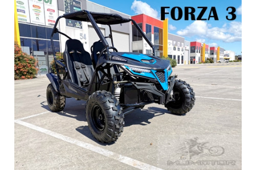 208CC 7.5HPDune Buggy UTV ATV Sport Quad Dirt Bike 4 Wheel Go kart Auto FORZA 3