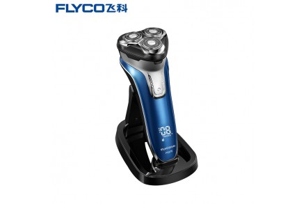 Flyco FS375 Men Three Head 3D Rechargeable Cordless Electric Shaver Razor