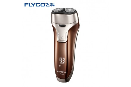 FLYCO FS867 Men Professional Two Head Fast Charge Electric Shaver Razor