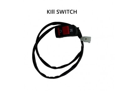 2 PIN FEMALE PLUG KILL SWITCH DIRT BIKE ATV QUAD BUGGY SCOOTER GO KART