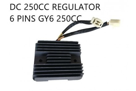 Voltage Regulator GY6 Engine 250 Honda CH125 250cc 6 wire CF 172mm Buggy Sahara
