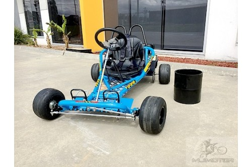 2017 200CC 6.5HP Drift Trike Go Kart Dune Buggy Quad 4 Stroke Upgraded Sleeves