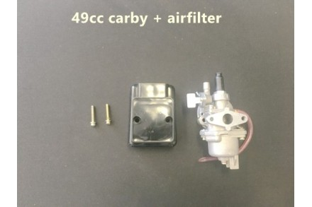 13mm Carburettor Carby +Airfilter 43 47 49cc DIRT POCKET ROCKET BIKE MINI QUAD
