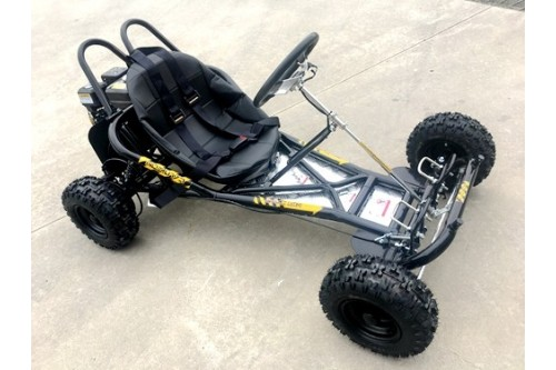 200cc 6.5HP Go Kart Wet Clutch Dune Buggy ATV Quad 4 Stroke Adult/Teen/Kid Sizes